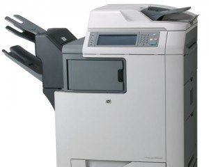 HP LaserJet laser printer repair service.  For On-Site repairs phone 01256 895955 - sales, supplies, servicing.